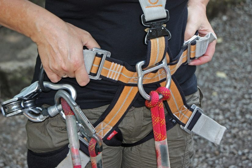 Safety Harnesses – Fall protection